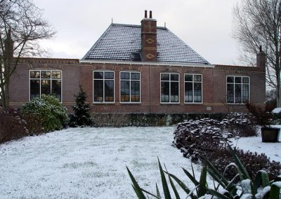 Winter De Oude School